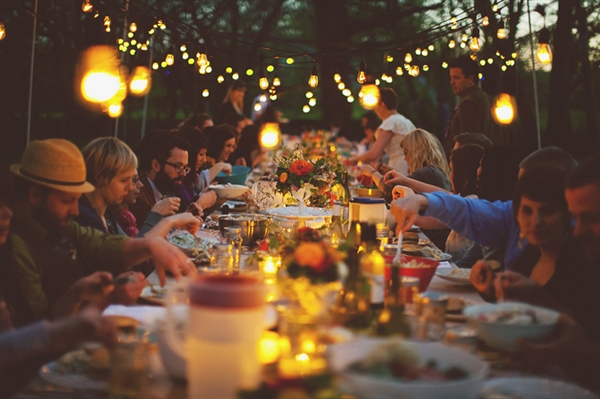 Fanfic / Fanfiction Romance de primeira página - Capítulo 24 - Jantar em família