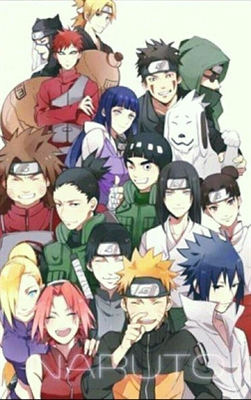 Fanfic / Fanfiction Somos apenas ninjas!!(Naruto) - Capítulo 1 - Nota inicial