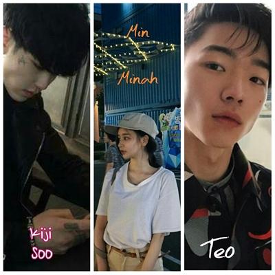 Fanfic / Fanfiction 불장난 Buljangnan 불장난 - Capítulo 14 - Kiji Soo, Min Minah, Teo e Mara Doente