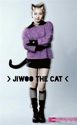 Fanfic / Fanfiction + FADED + _bwoo_ - Capítulo 1 - > Jiwoo the cat <