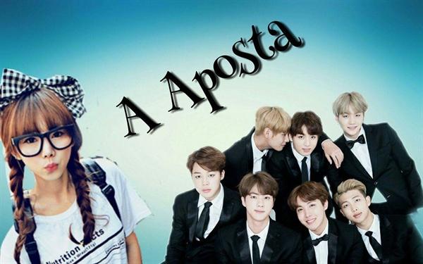 Fanfic / Fanfiction A Aposta (Imagine BTS- Kim Taehyung) - Capítulo 7 - Avisinho!!