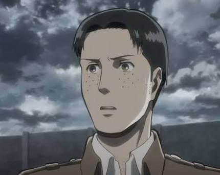 Fanfic / Fanfiction A colégio Shingeki! - Capítulo 5 - Como assim Marco?