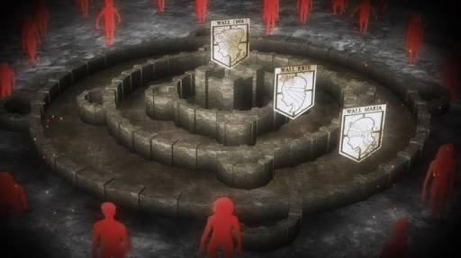 Fanfic / Fanfiction A colégio Shingeki! - Capítulo 6 - A muralha Maria foi rompida?