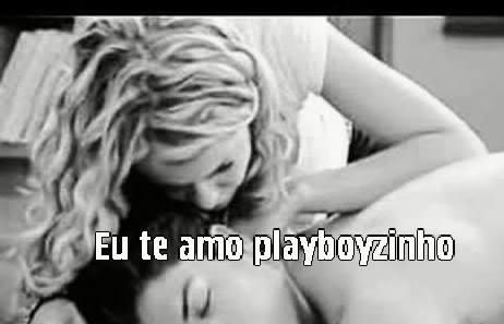 Fanfic / Fanfiction A marrenta e o playboy - Capítulo 11 - Eu te amo playboyzinho