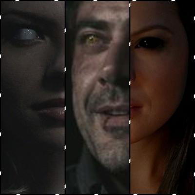 Fanfic / Fanfiction A vampira demônio de Bobby Singer - Capítulo 1 - Demônios