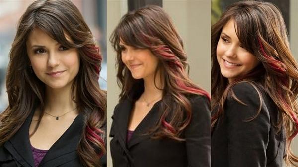 Fanfic / Fanfiction A Vingança da Hibrida - Capítulo 23 - Elena mudou cabelo