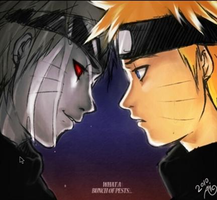 Fanfic / Fanfiction A Vingança De Naruto - Capítulo 5 - Meu Verdadeiro Eu