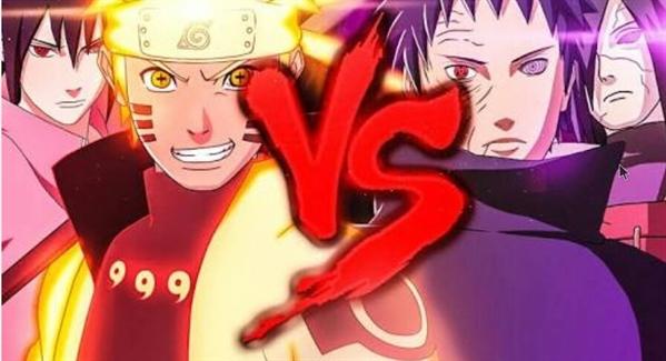 Fanfic / Fanfiction A Vingança De Naruto - Capítulo 7 - Naruto Vs Obito