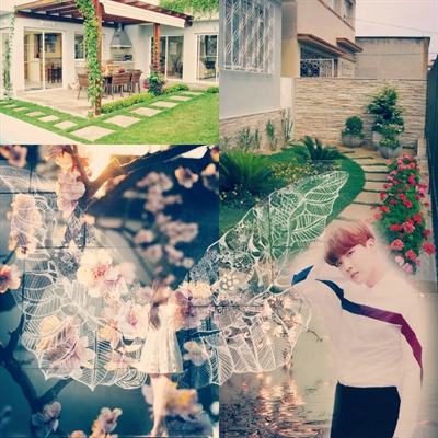 Fanfic / Fanfiction Além da Vida (Imagine Hoseok) - Capítulo 1 - Capítulo 1 - Casa nova!