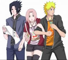 Fanfic / Fanfiction Amor de Naruto e Sasuke - Capítulo 6 - Falsa amizade