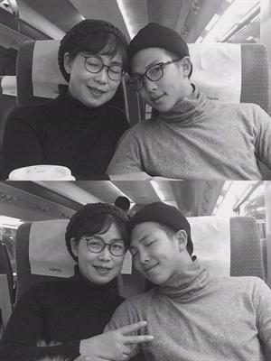 Fanfic / Fanfiction Amor proibido? (Imagine Namjoon) - Capítulo 22 - Sr e Sra Kim