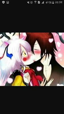 Fanfic / Fanfiction Amor?...eu te amo? - Capítulo 11 - O Beijo
