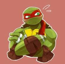 Fanfic / Fanfiction As tartarugas ninjas : Em busca das joias do infinito! - Capítulo 20 - Kis in the raphael!!