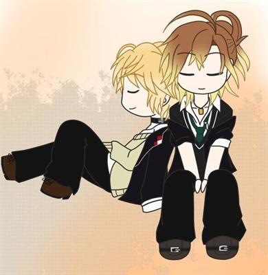 Fanfic / Fanfiction ASK - Diabolik Lovers - As loucuras da tia mikku - Capítulo 13 - Duas crianças, é shota-con?