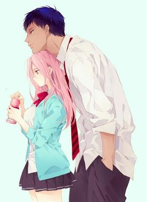 Fanfic / Fanfiction Baskat€+Amor=Momoi e Aomine - Capítulo 1 - Cap 1