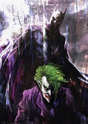 Fanfic / Fanfiction Batman: À mesa - Capítulo 1 - Vozes de um túmulo