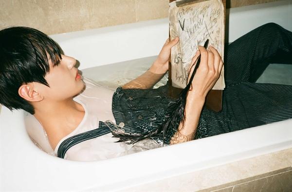 Fanfic / Fanfiction Blind (Vhope/Taeseok) - Capítulo 7 - Number Seven