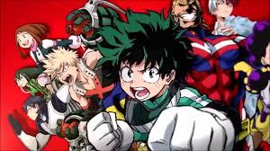 Fanfic / Fanfiction Boku no hero history - Capítulo 1 - O preludio