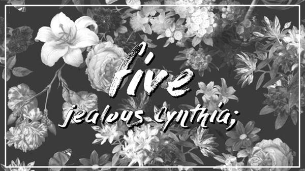 Fanfic / Fanfiction Boyfriend (Em pausa) - Capítulo 6 - Jealous Cynthia;
