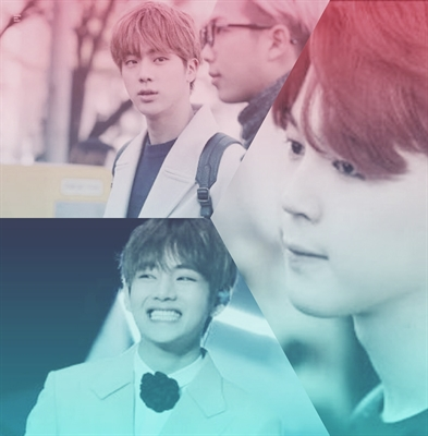 Fanfic / Fanfiction Boys in the house [Namjin, Yoonmin, Vkookhope] - Capítulo 2 - Depois de um mês...