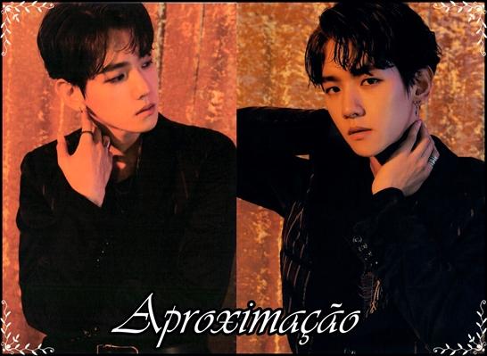 Fanfic / Fanfiction Chained (Imagine Duplo Chanyeol e Baekhyun - EXO) - Capítulo 19 - Ato 19 - Aproximação.