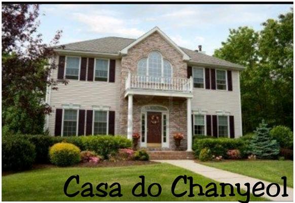 Fanfic / Fanfiction Chanbaek História Sobrenatural... - Capítulo 4 - Casa do Chanyeol