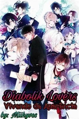 Fanfic / Fanfiction Diabolik Lovers- No País das Maravilhas (interativa) - Capítulo 3 - Prazo? Aviso? Quê?