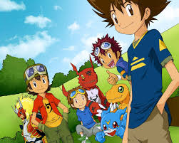 Fanfic / Fanfiction Digimon novos escolhidos - Capítulo 2 - Fichas