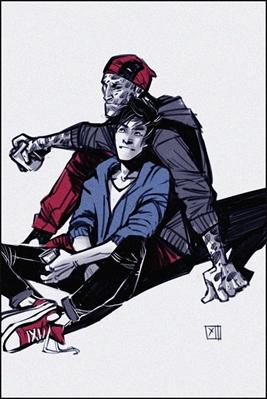 Fanfic / Fanfiction Empire of Blood (Spideypool) - Capítulo 30 - Um dia