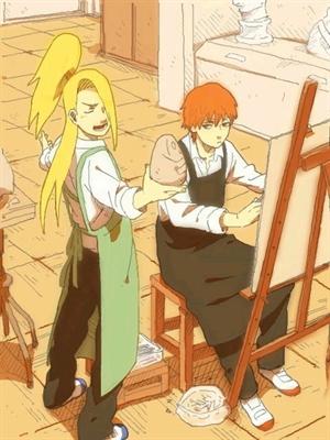 Fanfic / Fanfiction Escola Ninja - Capítulo 4 - Obra de arte