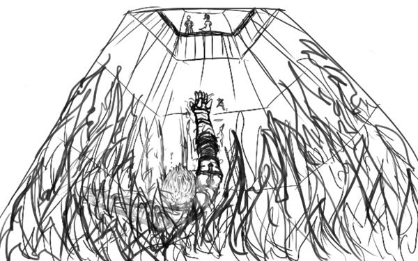 Fanfic / Fanfiction Guerreiros de Midgard : Almas da Mudança - Capítulo 9 - Para Duvidar e Prometer