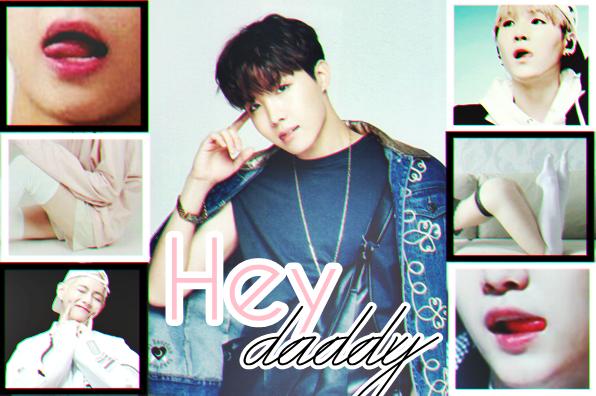 "Fanfic / Fanfiction Hey, daddy {TaeYoonSeok} - Capítulo 8 - ""Você fez sua escolha, Taehyung..."""