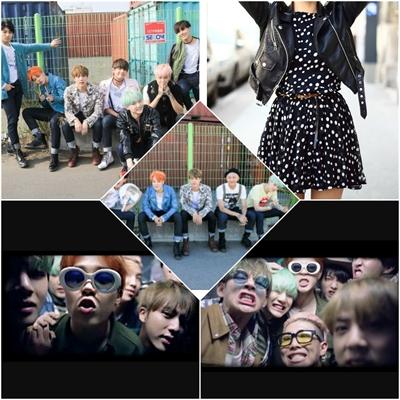 Fanfic / Fanfiction Imagine mansão com BTS - Capítulo 51 - Shopping