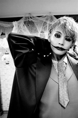 Fanfic / Fanfiction Imagine Taehyung • My Joker • - Capítulo 3 - • My Joker • Episódio final da temporada