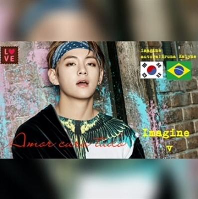 Fanfic / Fanfiction Imagine V (BTS) - Amor cura tudo - Capítulo 7 - Ciúmes
