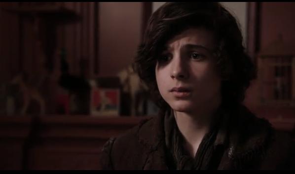 Fanfic / Fanfiction Infância Malvada - Capítulo 2 - Pobre garoto perdido