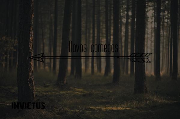 Fanfic / Fanfiction Invictus - Capítulo 45 - Novos começos