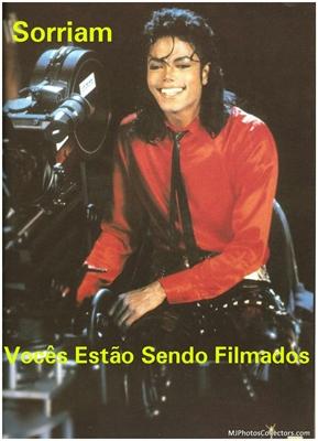 Fanfic / Fanfiction Ironias do Michael. - Capítulo 27 - Sorriam😃😀