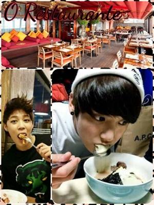 Fanfic / Fanfiction JiKook - Capítulo 12 - O Restaurante