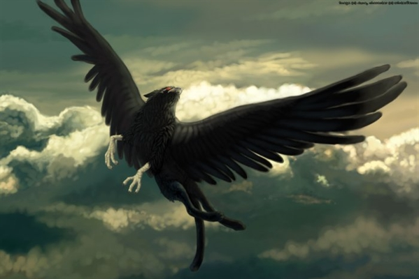 Fanfic / Fanfiction Kyaria - Capítulo 1 - Abrindo asas para um novo mundo