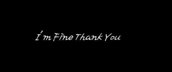 Fanfic / Fanfiction Lost Dreams - Capítulo 4 - I'm Fine Thank You