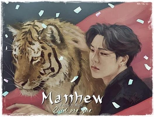 Fanfic / Fanfiction O Conto dos Seres Celestiais - Capítulo 1 - Matthew