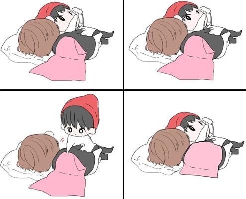 Fanfic / Fanfiction Meu amor jeon jungkook(jikook) - Capítulo 10 - Jimin sai do hospital