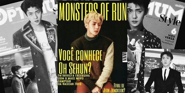 Fanfic / Fanfiction Monsters Of Run - Capítulo 1 - Corrida classificatória