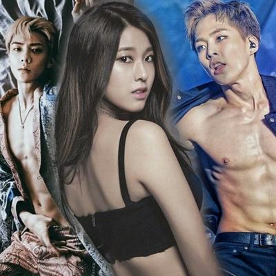 Fanfic / Fanfiction My Boss × Kim Minseok - Capítulo 3 - Meu Chefe, O Amigo Dele e Eu