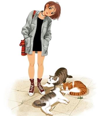 Fanfic / Fanfiction My Humble Request (Deuses esquecidos) - Capítulo 7 - Peguem o Gato - Parte 1