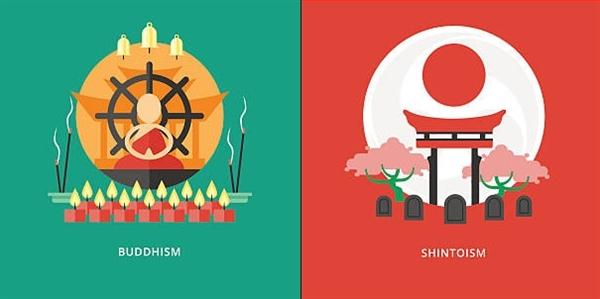 Fanfic / Fanfiction My Humble Request (Deuses esquecidos) - Capítulo 9 - Curiosidades sobre o Japão: Xintoísmo x Budismo