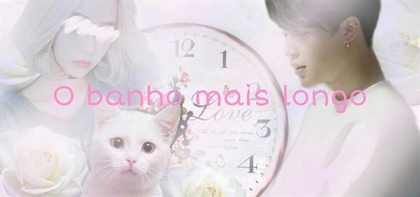 Fanfic / Fanfiction My Little Cat Girl - Jimin (reescrevendo) - Capítulo 12 - O banho mais longo