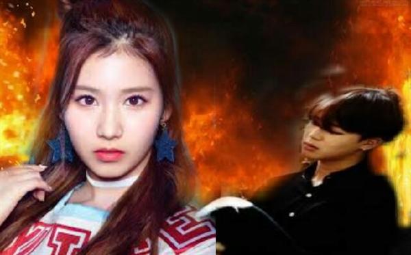 Fanfic / Fanfiction My little Jimin - Capítulo 5 - O inferno ao lado de Sana