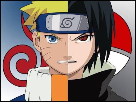 Fanfic / Fanfiction Naruto as novas crônicas de um ninja - Capítulo 2 - Uma luta de rivais Naruto vs Sasuke